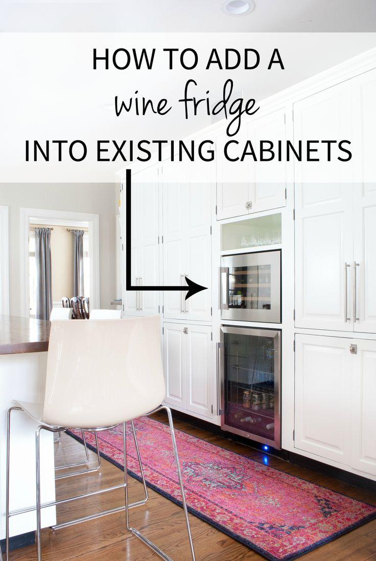 Best 25+ Wine fridge ideas on Pinterest