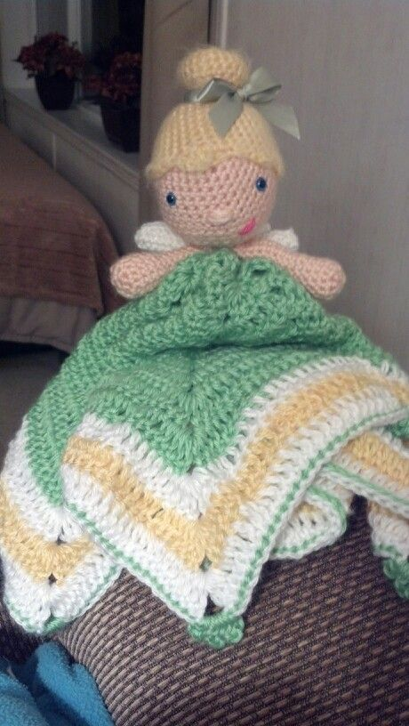 Free Crochet Pattern Huggy Blanket : Tinkwrbell inspired huggy blanket made by me Penny Pattern ...