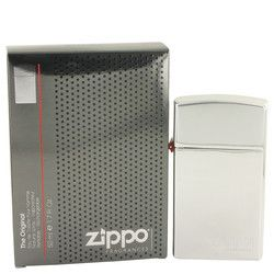 Zippo Original by Zippo Eau De Toilette Spray Refillable 1.7 oz (Men)