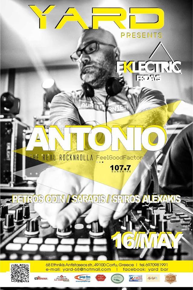 eKlectric Friday Vol 59 @Brenda Thomas Bar :: Corfu2day.com