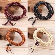 Sandalwood 108 beads Prayer Mala Bracelet #bracelet #mala #malabracelet #108beads #108beadsbraclet #prayerbracelet  #yogajewelry #meditationjewelry #prayerjewelry