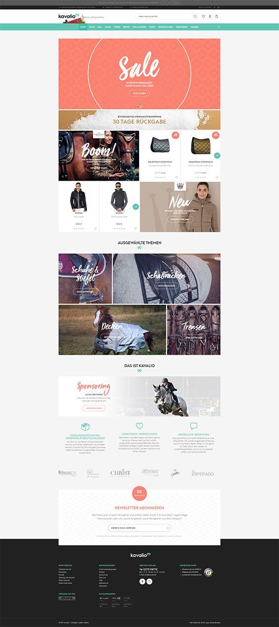 #ShopwareDesign #ShopwareTheme #ShopwareShop #eCommerce #eCommerceSoftware #eCommerceplatform #Onlineshop #pets #petshop #equestrian #equidesign