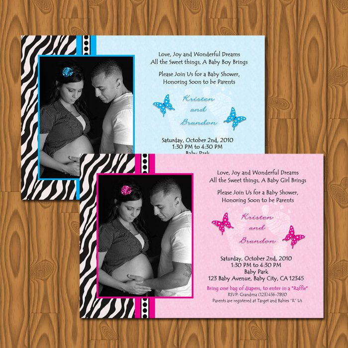 151 best Baby shower ideas images on Pinterest | Zebra baby ...