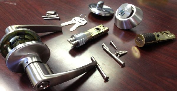 Mobile Home Deadbolt Door Locks