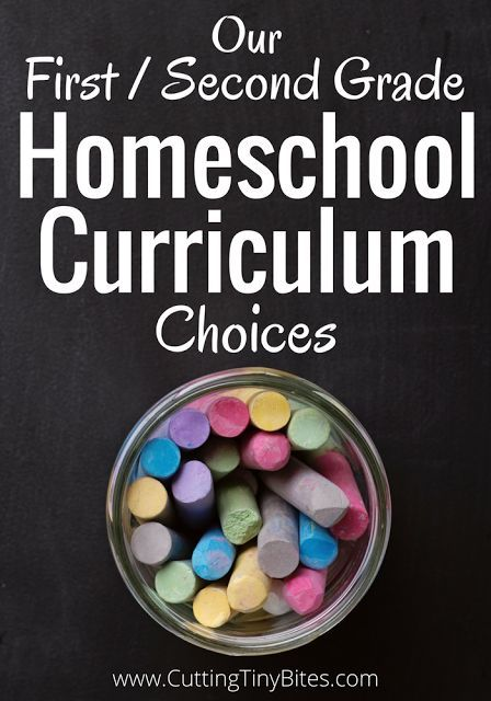 Homeschool curriculum choies for a combined first and second grade year. Selections for math, spelling, grammar, copywork, science,…