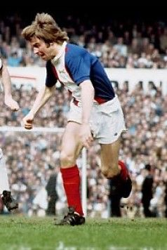 Bobby Parker Carlisle United 1975