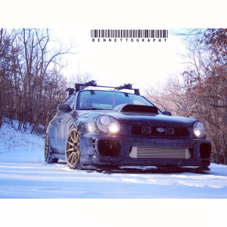 2002 Subaru Impreza Wrx   Photo by Bennettography