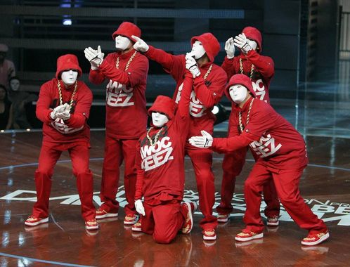 America's Best Dance Crew performing now at the Luxor Hotel. Get your tickets today!