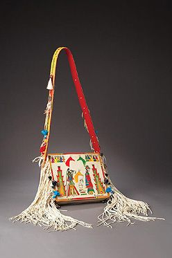 1000 images about parfleche on pinterest native for Cheyenne tribe arts and crafts