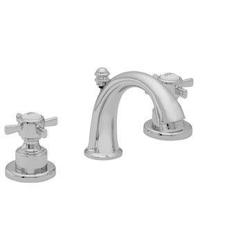 California Faucets California Faucets Cardiff Double Handle Mini-Widespread Vessel Faucet