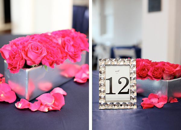 A Perfect Pink Navy Southern Wedding By ABJ Photography