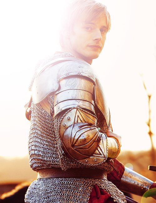King Bradley James in all his glory ;)