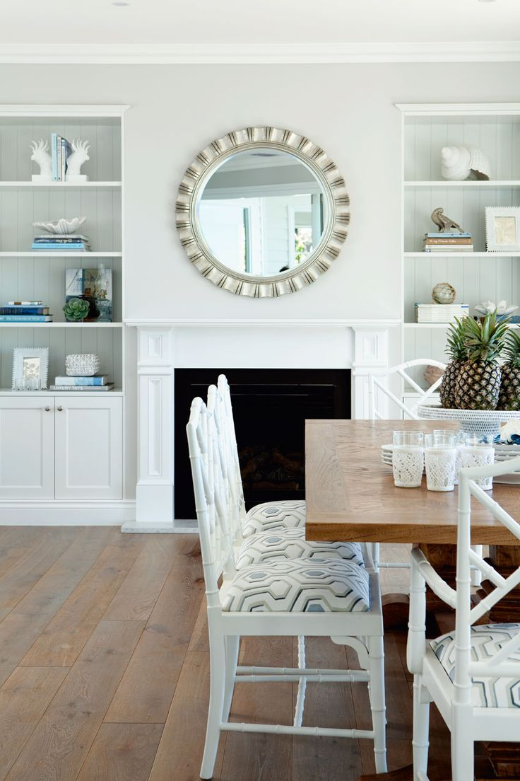 Queensland Homes Blog > Real Home: Blue Daze...gorgeous shelving