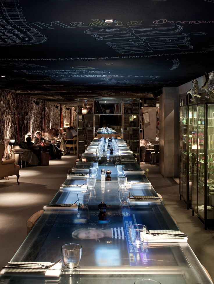 Mama Shelter Boutique Hotel, Paris by Philippe Starck. Luxury life, exclusive design, contemporary interior decoration. For more design news: http://www.bocadolobo.com/en/news-and-events