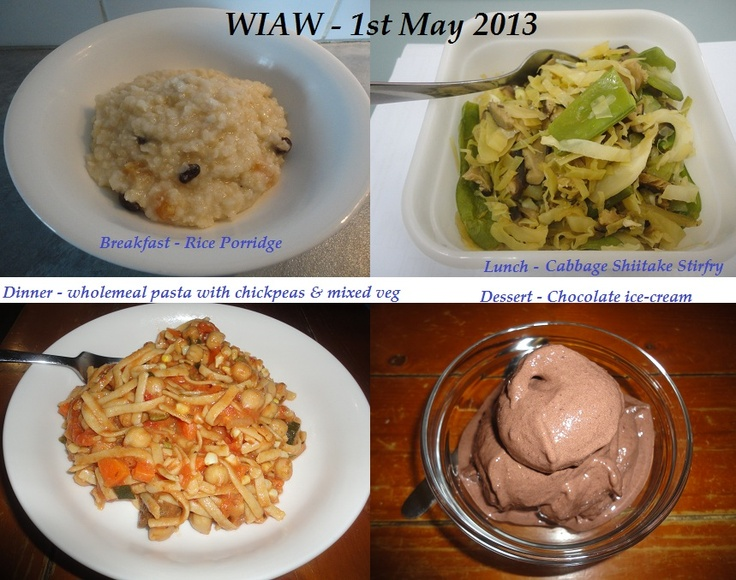 Vegans Eat Yummy Food Too!!!: WIAW and a Product Review