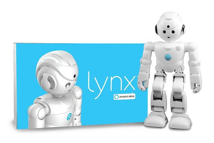 Chinese robotics company Ubtech has launched Lynx, the first humanoid robot with Alexa built in. It does everything Alexa can, like setting reminders and playing music through the speakers in its...