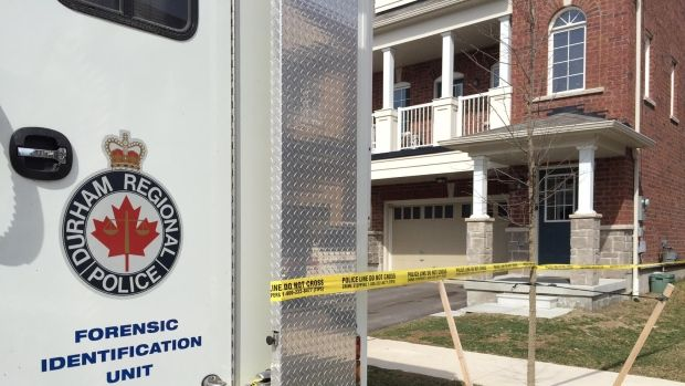 Article:  Husband sought after wife, 9 months pregnant, killed in Pickering