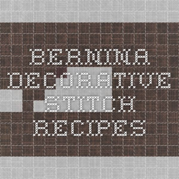 13 best BERNINA eBooks - Essential for the library! images on ...