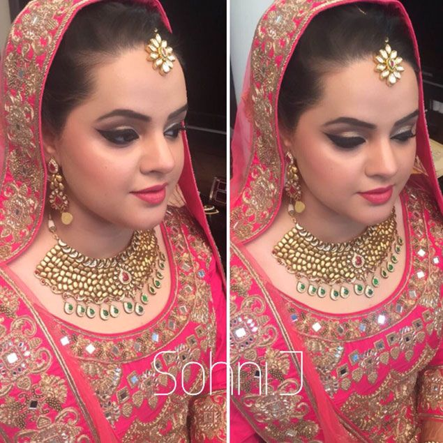It is the desire of every girl that she should be looking wonderful on the special day. So, bridal makeup artists are offering their services in order to make you beautiful by Sohni Juneja in Delhi Ncr.