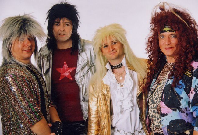 "During the early 1990s a glam rock tribute act, simply named ""Those Glam Rockers"" were formed to fill a gap in a music scene which lacked the glitz and razzmatazz of the '70s.    1993 saw the band supporting German rockers 'Die Toten Hosen' on a 3 week tour of Europe, culminating in 2 nights 'sold out' at the Phillipshalle in Dusseldorf."