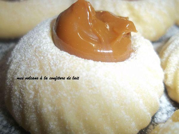 Essalamou alaikoum... bonne fete de el mawlid enabawi à toute la comunauté musulmane.... je partage avec vous une recette de volcans !!! mais nonnn pas de panique mdrrrr mes volcans sont délicieux et gourmands !! les ingrédients : 250 g de beurre moux...