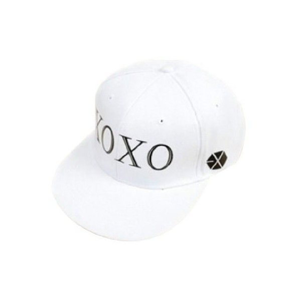 Amazon.com: Exo Kpop accessories XOXO New Album Hat LUHAN KRIS WOLF 88... (€17) ❤ liked on Polyvore featuring hats, accessories, exo and snapback
