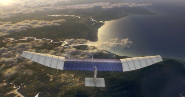 """Facebook is talking of big changes to the connectivity within the world.  """"[Using] solar-powered high altitude, long endurance aircraft, Facebook plans to bring Internet to the third-world via drones, satellites, lasers, and more."""" #solarpower #drones #communication"""