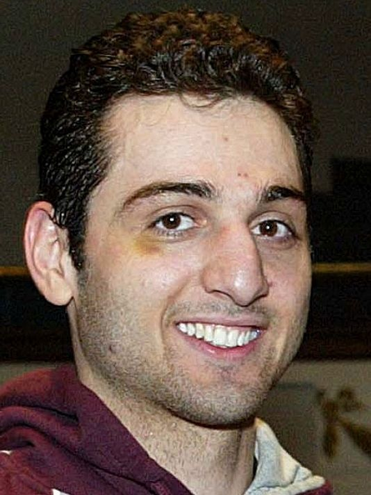 Tamerlan Tsarnaev, Boston marathon bomber was killed by police and partly because of being run over by his brother in a car they had stolen.