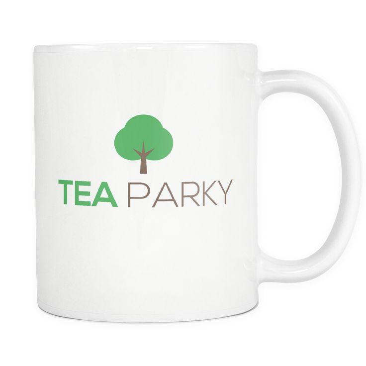 Tea Parky Mug
