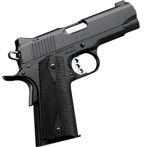 This is my gun :) Kimber Pro Carry II 1911 45 ACP. Can't wait to get it dipped!!! Find our speedloader now!  http://www.amazon.com/shops/raeind
