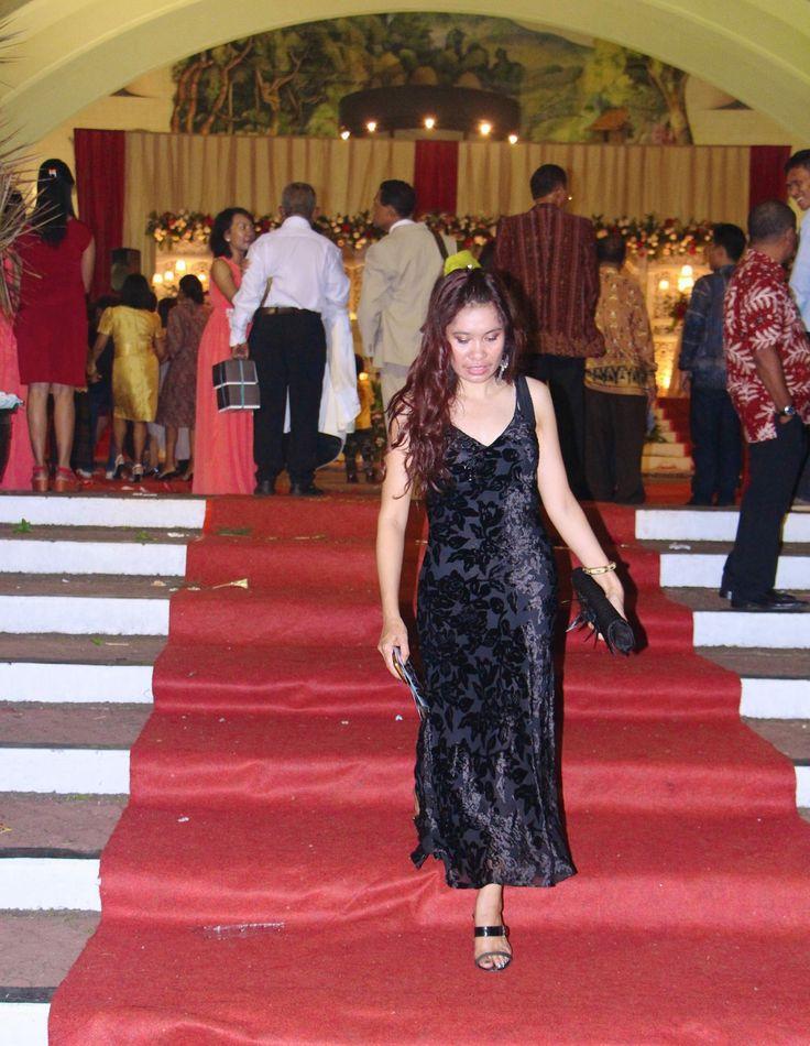 Wedding party  - Keong mas taman mini Indonesia