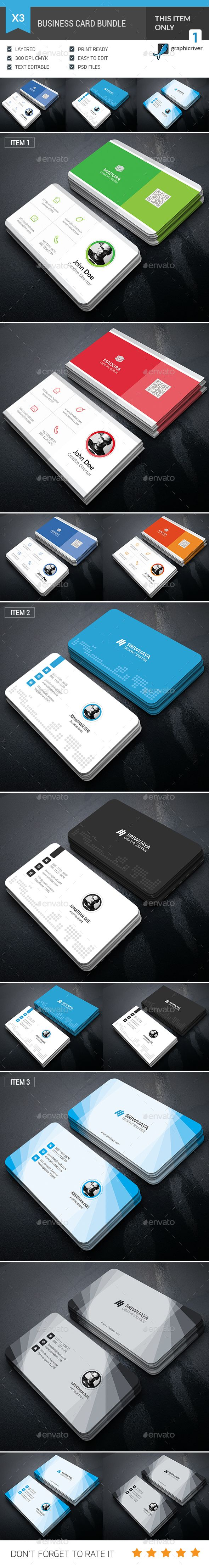 Professional Business Card Templates PSD Bundle. Download here: http://graphicriver.net/item/professional-business-card-bundle/15926441?ref=ksioks