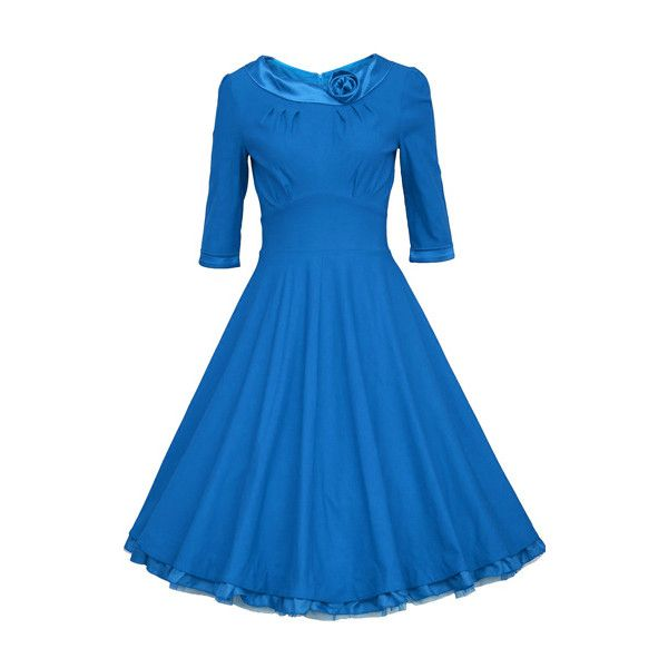 Skirt And Blouse Set By Roseline Dresses On Icraftgifts Com: 25+ Best Ideas About Royal Blue Skater Dress On Pinterest