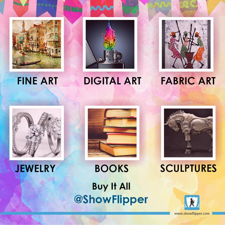 Did you know the #Artmarket was valued at more than $63 billion until last year? #showflipper #showtainer #art #artist #artlover #artstudio #artgallery