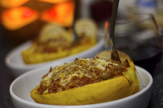 Mamma mia! Check out these 7 recipes that will help you cook up a traditional Italian dinner sans carbs. Enter: spaghetti squash.