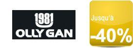 La boutique officielle Olly Gan en solde jusqu'à -40%
