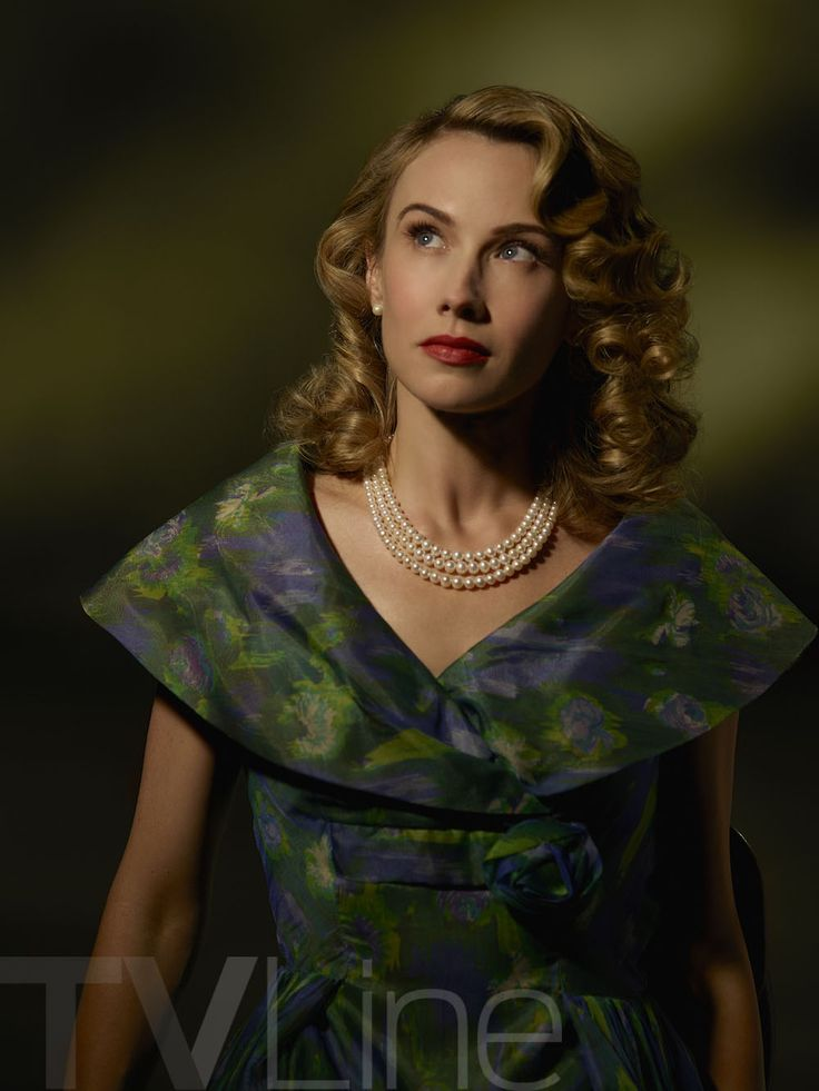 Agent Carter  TV Line has unveiled a gallery of cast pictures from the second season, giving us our first look at Wynn Everett as Whitney Frost—better known to comic book fans by her villain persona, Madam Masque.
