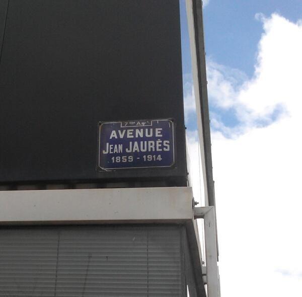 "[LYON] Thomas @ masterlazz : ""L'avenue Jean Jaurès à Lyon"" https://twitter.com/masterlazz/status/447725406456913920/photo/1"