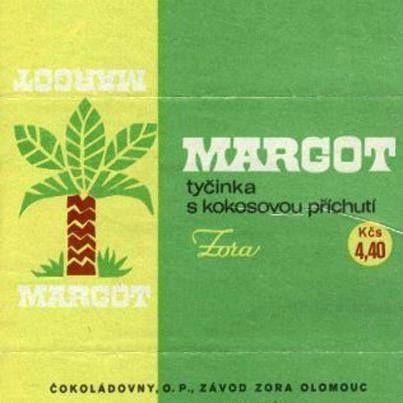 Tyčinka Margot