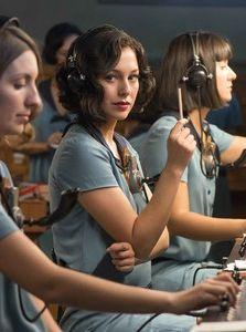 Un día en el rodaje de 'Las chicas del cable', la serie feminista de Netflix producida en España