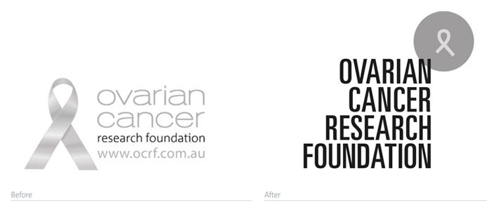 Truly Deeply rebrands OCRF (Ovarian Cancer Research Foundation)