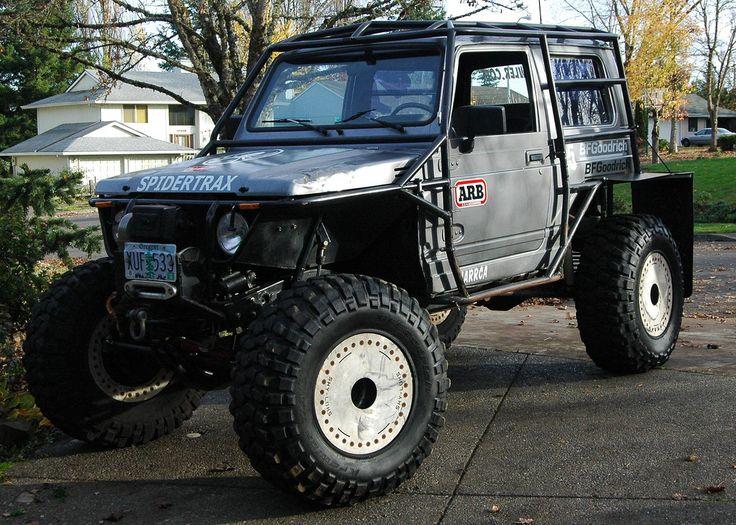Spidertrax Tin Top Samurai Crawler!