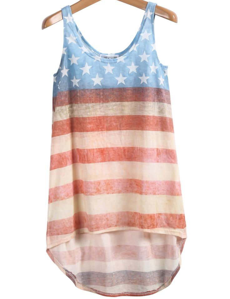 Perfect tank for the Fourth