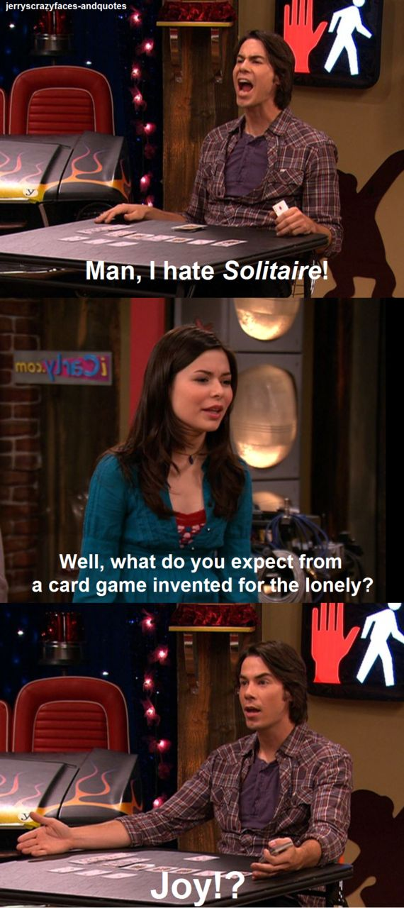 Spencer was the best part of iCarly, tbh