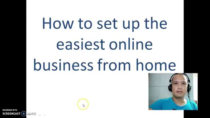 How to set up the easiest online business from home - WATCH VIDEO here -> http://makeextramoneyonline.org/how-to-set-up-the-easiest-online-business-from-home/ -    how to setup an online business  My blog and website: Get FREE EBook on internet income: Learn more, read reviews about the opportunity:     and Visit traffic monsoon website:  What is the easiest online business to start from home? Today, I will discuss the easiest way for you to make money...
