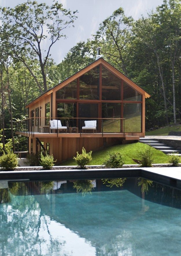 Hudson Woods by Lang Architecture - MyHouseIdea
