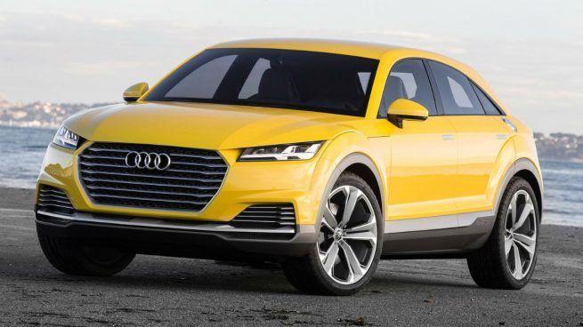 Nice Audi 2017: El nuevo Audi Q4 se convertirá en realidad durante el año 2019...  Wheels