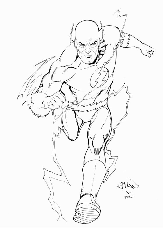 The Flash Line Art : Best lineart flash family friends foes images on