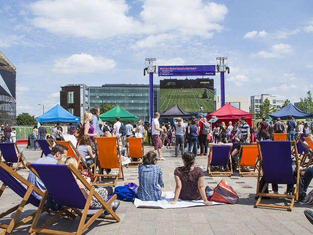 Wimbledon tennis screenings in London – Where to watch Wimbledon live – Time Out London