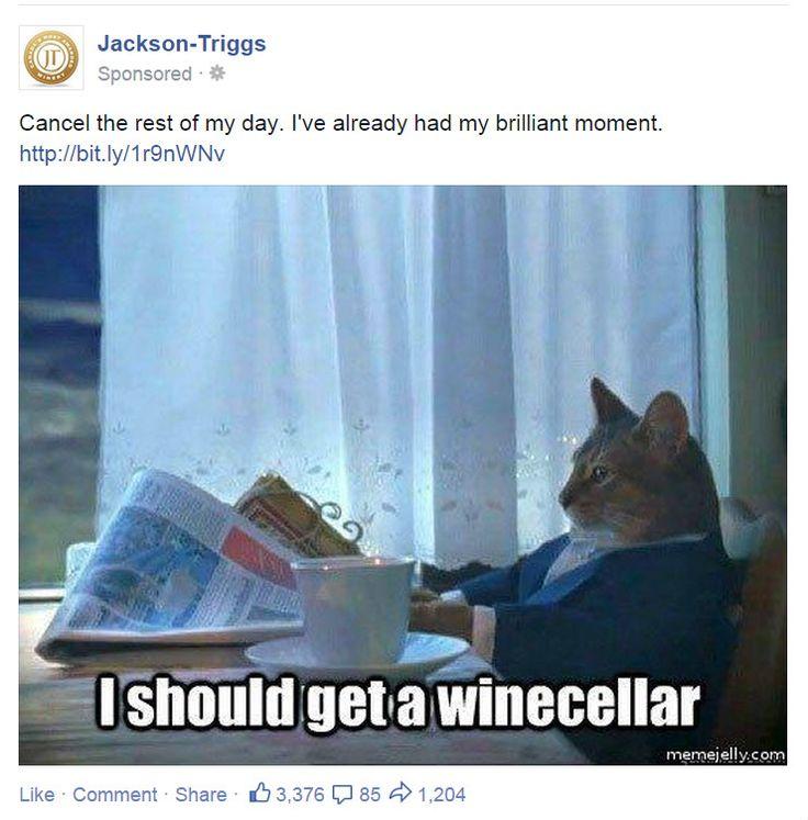 Jackson Triggs FB Ad